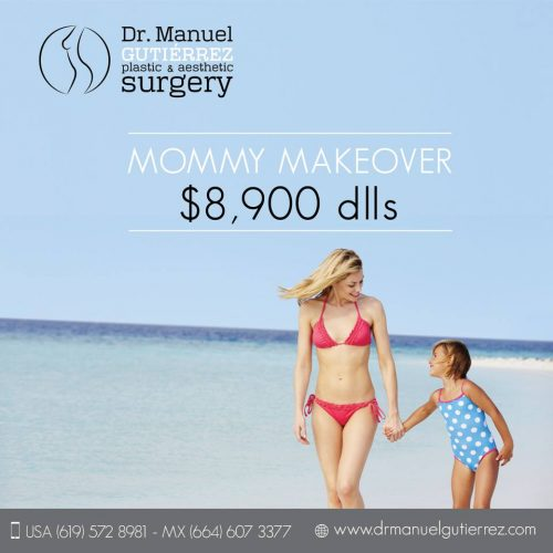 Mommy Makeover Plastic surgery Tijuana