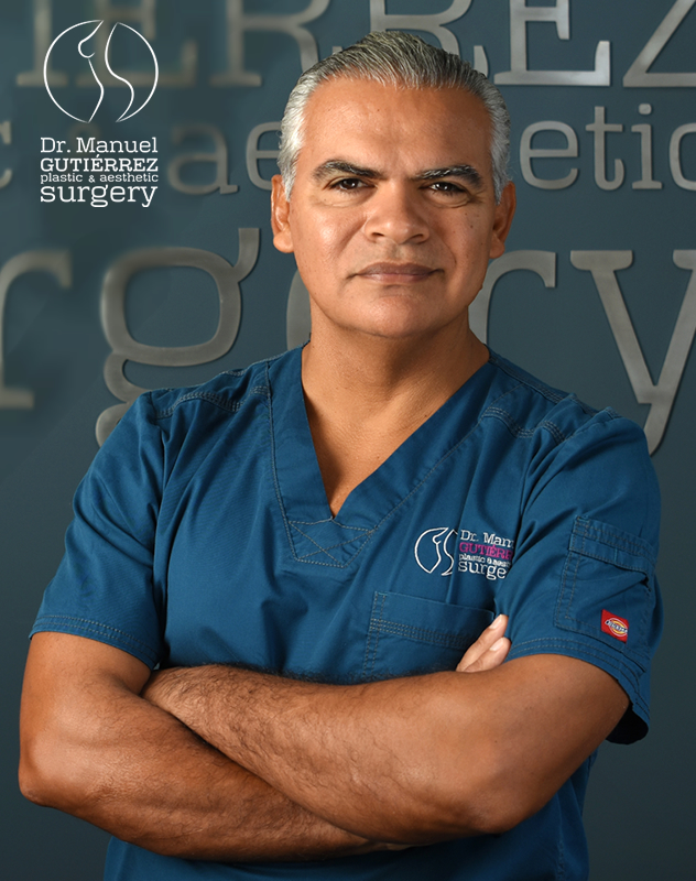 Dr. Manuel Gutierrez – Certified Plastic Surgeon