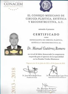 plastic surgeon dr manuel gutierrez
