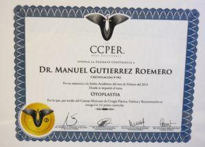 dr manuel gutierrez
