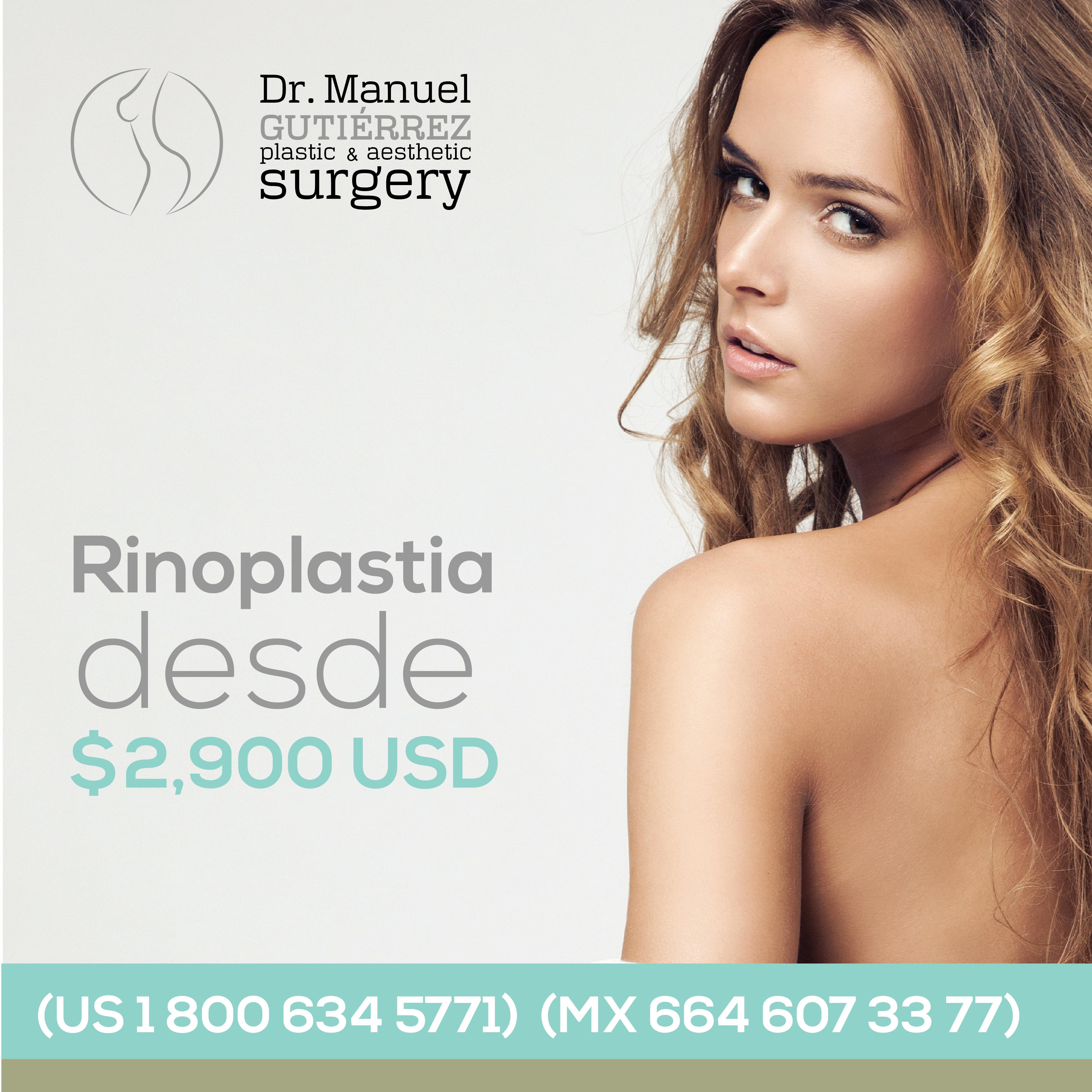 rinoplastia en mexico